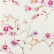 Organic Hydrophilic Cotton flower pink